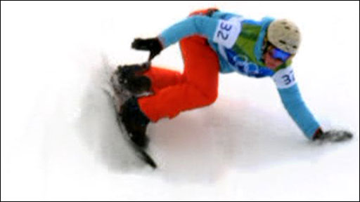 Cypress Thrills - the Olympic snowboard cross action