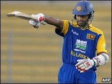 Sri Lankan cricketer Suraj Randiv