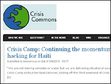 www.crisiscommons.org