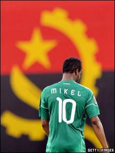 Chelsea and Nigeria midfielder Jon Mikel Obi