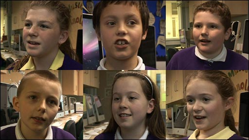 Liverpool children talk about their sleeping habits