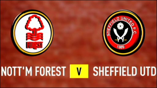 Nottingham Forest 1-0 Sheffield Utd