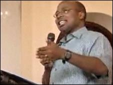 Pastor Martin Ssempa