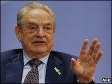 Click for BBC article stating Soros doubles down on his investment in gold
