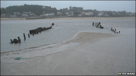 Padstow shipwreck