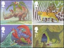 Kipling stamps