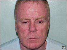 Peter Blake, suspected Heathrow warehouse armed robber