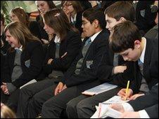 School Reporters in 2009