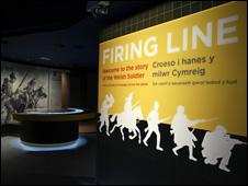 Firing Line exhibit