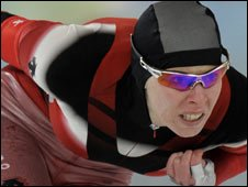 Canada's Christine Nesbitt