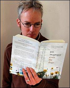 Author Jon McGregor reading his third novel Even The Dogs