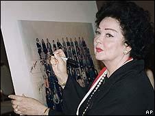 Kathryn Grayson, 1987