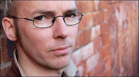 Author Jon McGregor