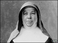Mother Mary MacKillop, pictured in 1880s