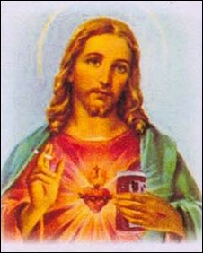 Controversial image of Jesus Christ with a can of beer and a cigarette