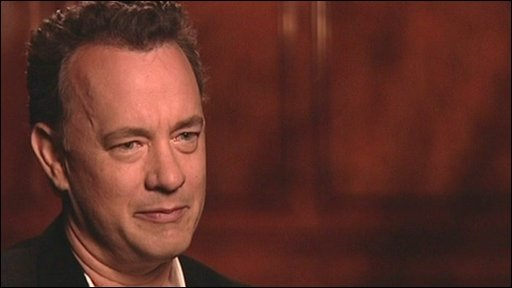 Tom Hanks supports Aston Villa