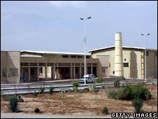 Natanz uranium enrichment facility (2007)