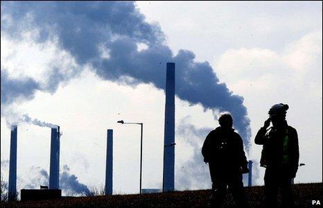 Redcar Corus steel plant