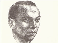Drawing of Miguel Hernandez