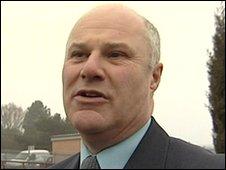 Inspector Alan Jones