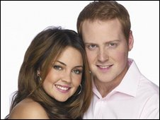 Stacey Slater [LACEY TURNER] Bradley Branning [CHARLIE CLEMENTS]