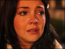 Lacey Turner (Stacey Slater in EastEnders)