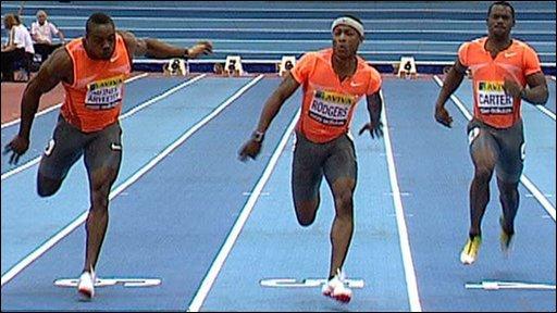 Men's 60m Final