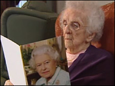 Enid Williams celebrated her 108th birthday with a party