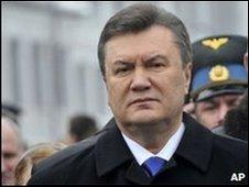 President-elect Viktor Yanukovich