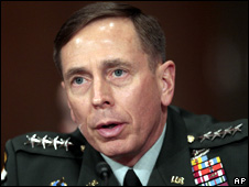 Gen David Petraeus (file)