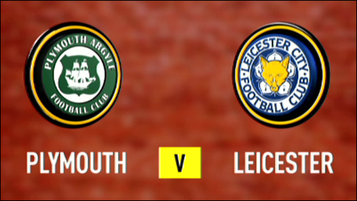 Plymouth v Leicester