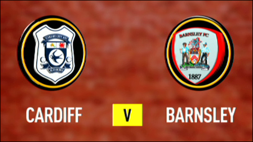 Highlights - Cardiff 0-2 Barnsley