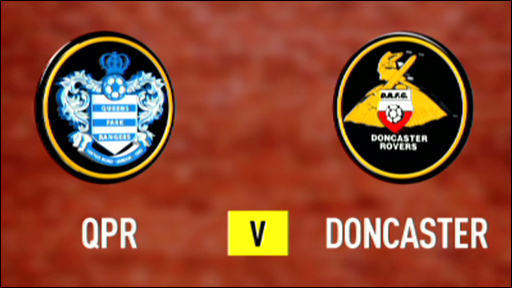 Highlights - QPR 2-1 Doncaster