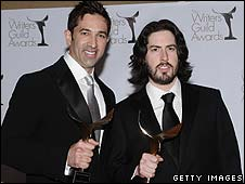 Up in the Air writers Sheldon Turner and Jason Reitman