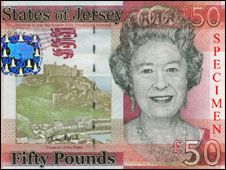 The �50 note