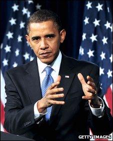 President Obama on 3 February