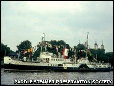 Ryde on Thames