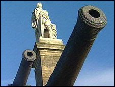 Collingwood cannons