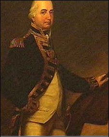 Portrait of Admiral Lord Collingwood