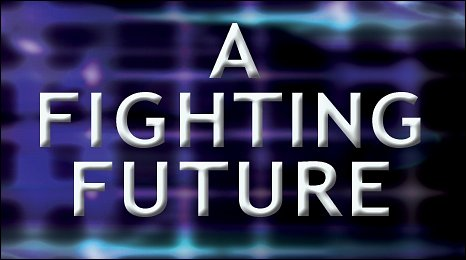 A fighting future Newsnight graphic