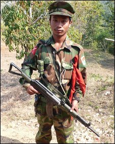 KIA soldier