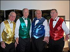 Rainbow Quartet