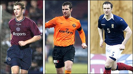 Andy Webster has played under Levein at Hearts, Dundee United and will soon play in his Scotland side