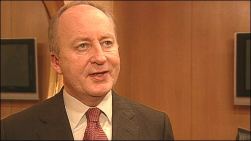 Secretary of State for Northern Ireland, Shaun Woodward