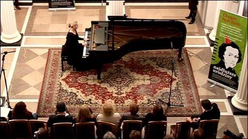 7-day Chopin concert in Warsaw, Poland