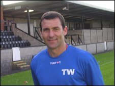 Tommy Widdrington