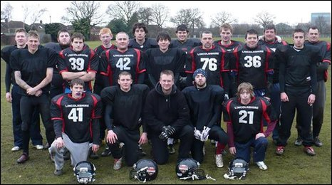 american football in britain