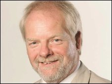 The Chief Executive of Nottinghamshire County Council, Mick Burrows