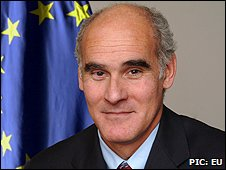 New EU ambassador to Washington, Joao Vale de Almeida (pic: European Commission)