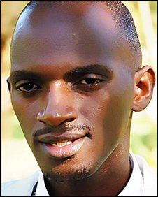Ugandan Stilson Muhwezi